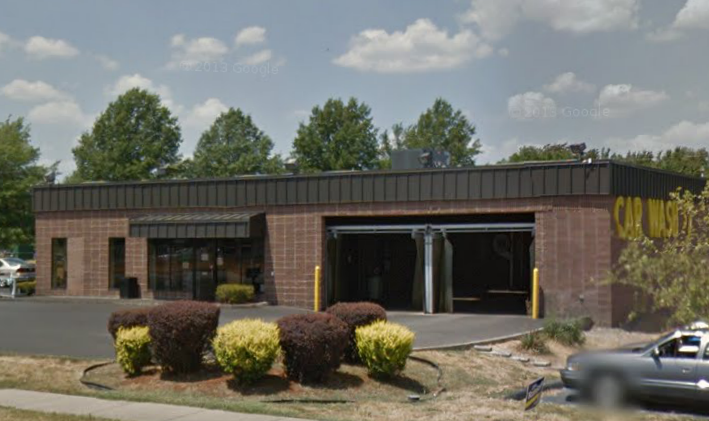 The former Grandview Car Wash, as seen from Google Maps. (Photo: Screenshot/Google Maps)