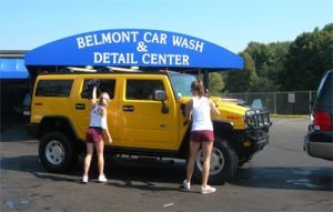 (Photo: Belmont Car Wash & Detailing)