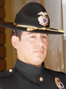 Officer Jair Cabrera (Photo: Salt River Police Department)