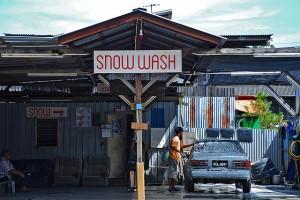 Malaysia car wash
