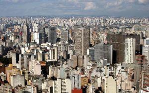 Sao Paul, Brazil (Wikimedia Commons)