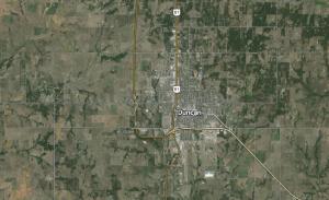 Duncan, Oklahoma (Image: Google)