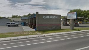 The Five Star Auto Wash before the refurbishments. (Image: Google)