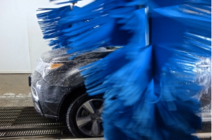 A soft cloth car wash from Quick Quack. (Courtesy)