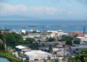 Suva, Fiji (Wikimedia Commons)
