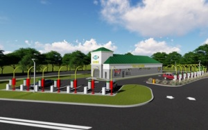Shammy Shine car wash rendering. | LehighValleyLive.com